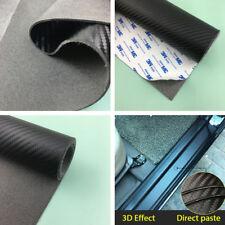 DIY Car Panel Door Sill Scuff Threshold Cover Step Guard Anti-scratch Waterproof