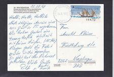 Portugal ATM 19 Sailing Ship Sailing Ship 70pts 1998 Map Card