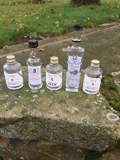 gin miniature Bottles