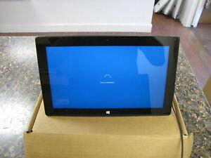 "10.6"" Microsoft Surface Pro 2 Model 1601 Intel i5 1.60GHz 4GB RAM 64GB SSD"