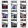 3D Cartoon Harley Quinn Duvet Cover Bedding Set Comforter Cover Pillow Sham