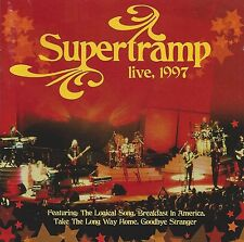 Supertramp ‎– Live, 1997     new cd