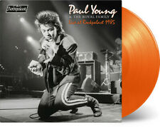 Live At Rockpalast 1985 [Limited Orange Colored Vinyl] [New Vinyl LP] Colored