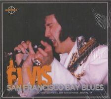 ELVIS SAN FRANCISCO BAY BLUES 28/11/76 SOUNDBOARD BONUS BINAURAL DIGIPACK SEALED