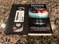 DR GIGGLES VHS! MAD DOCTOR HORROR! 1992 Maniac Cop 2 Stepfather II Valentine