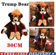Donald Trump Bear Plush Stuffed Toys USA Campaign Limited Edition Trumpy