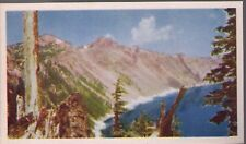 (pso) Postcard: Crater Lake OR