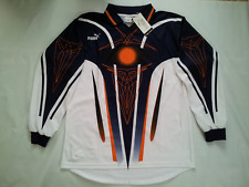 VINTAGE RARE NWT PUMA LONG SLEEVE JERSEY IN SIZE XL