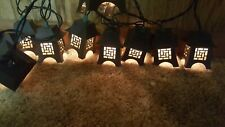 Christmas Decorations Japanese Tea House Light String Set of 10 tree