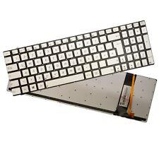 Asus Tastiera N550 N550J N550JA N550JK N550JV N550LF N56 N56JR con Illuminazione