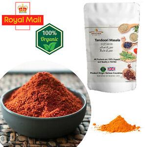 Tandoori Tikka Masala Powder Chicken BBQ Marinade Blend Spice Premium Quality UK