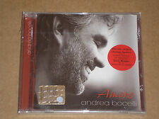 ANDREA BOCELLI - AMORE - CD SIGILLATO (SEALED)
