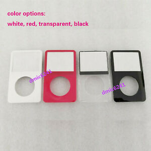 NEW iPod 5th Gen Video 30/60/80GB Front Faceplate Housing Case Cover - 4 Colors