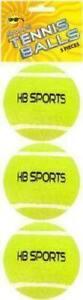 1 3 6 12 Tennis Balls Good Quality Sports Outdoor Fun Cricket Beach Dog Ball Fun