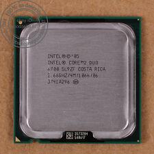 Intel Core 2 Duo E6700 2.66 GHz SL9ZF SL9S7 LGA 775 Dual-Core CPU Processors