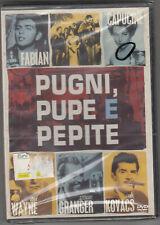 Pugni, pupe e pepite DVD in Italiano John Wayne