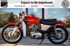 1971 Triumph T25Ss T25Ss