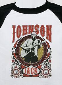 JACK JOHNSON  new T SHIRT  all sizes S M L XL rock 90s
