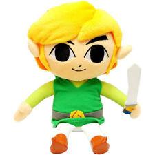 "Medium 11"" The Legend of Zelda Link Plush Doll Soft Stuffed Toy RARE Gift"