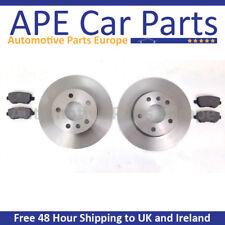 Alfa Romeo 156 1.8 1.9 2.0 2.4 2.5 97-06 Front Brake Discs & Pads