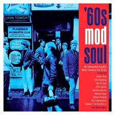 '60S MOD SOUL - 40 INFLUENTIAL MOD CLASSICS -  VARIOUS ARTISTS (NEW SEALED 2CD)