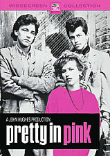 Pretty In Pink (DVD, 2002) 80's cult classic romantic drama weepy molly ringwold