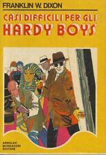 OMNIBUS GIALLO RAGAZZI Casi difficili per Hardy Boys