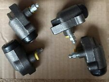 BEDFORD HA VAN - FULL SET OF FRONT WHEEL CYLINDERS