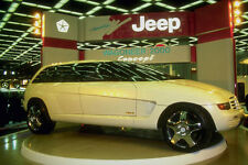 778025 Chrysler Jeep Concept Car A4 Photo Print