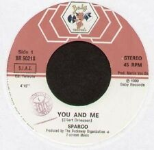 SPARGO - You And Me / Worry - Baby Records International