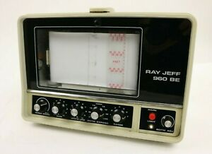 Vintage Rare Ray Jefferson 960 BE Fish Finder Depthfinder As Is