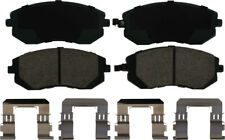 Disc Brake Pad Set-Posi 1 Tech Ceramic Front Autopart Intl 1412-37479