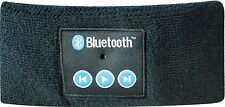 Sport Sweatband Headband with Bluetooth Speakers Wireless Running No Earbuds