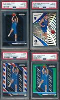 Amazing Mystery Pack Relic Auto Basketball Cards Luka Doncic Rookie 2018 PSA 10