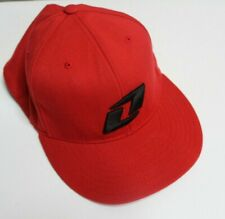One Industries Red FlexFit Hat - L/XL