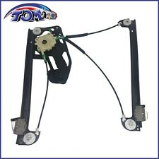 BRAND NEW POWER WINDOW REGULATOR FRONT DRIVER SIDE LH FOR 95-01 BMW 7 SERIES E38