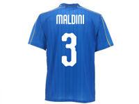 Maillot Officiel Italie Maldini équipe nationale Fédération FIGC Paolo 3 Milan