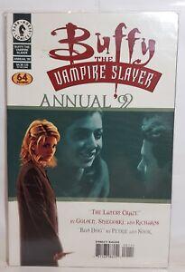 Buffy The Vampire Slayer Comic ANNUAL '99 #1  Dark Horse  Joss Whedon