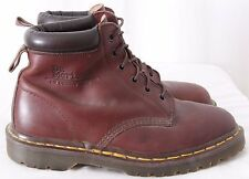 Dr. Doc Martens Air Wair England Plain Toe Ankle Boots Women's UK 7 (US 9)