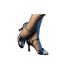 Negro Capezio Masha BR21 Latino Salón de Baile Latino Zapatos-Size UK 5