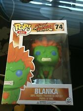 2016 SDCC & Bait Exclusive Funko Pop! Asia Street Fighter Blanka
