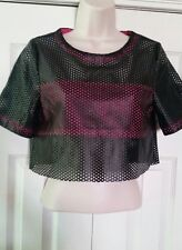 New with Tags Sexy Re Names Crop Small Top! Summer Beach Ready! Free Track