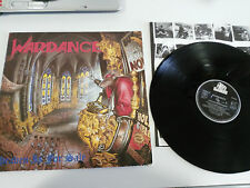 "WARDANCE HEAVEN IS FOR SALE LP VINYL 12"" 1990 NO REMORSE RECORDS VG/VG - AG"