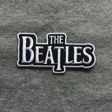 The Beatles Band Iron On Patch Embroidery Patches