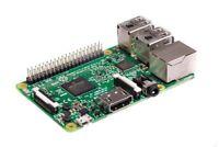 Raspberry Pi 3 Model B 1200MHz Entwicklungsplatine RASPBERRYPI3-MODB-1GB