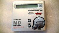 VINTAGE SONY MD MINIDISC WALKMAN RECORDER MZ-R70