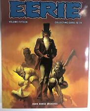 Eerie Archives Volume Fifteen: Collecting Eerie 70-74 HC (2014) (NM)