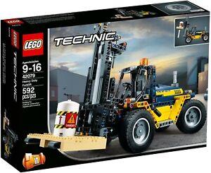 LEGO Technic 42079 Heavy Duty Forklift - (Brand New)