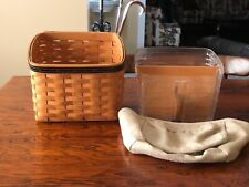 Longaberger Father's Day Daddy's Caddy Basket