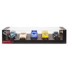 DISNEY Pixar Cars 3 DELUXE DIE CAST Gift Set RACING LEGGENDE River Junior Nash